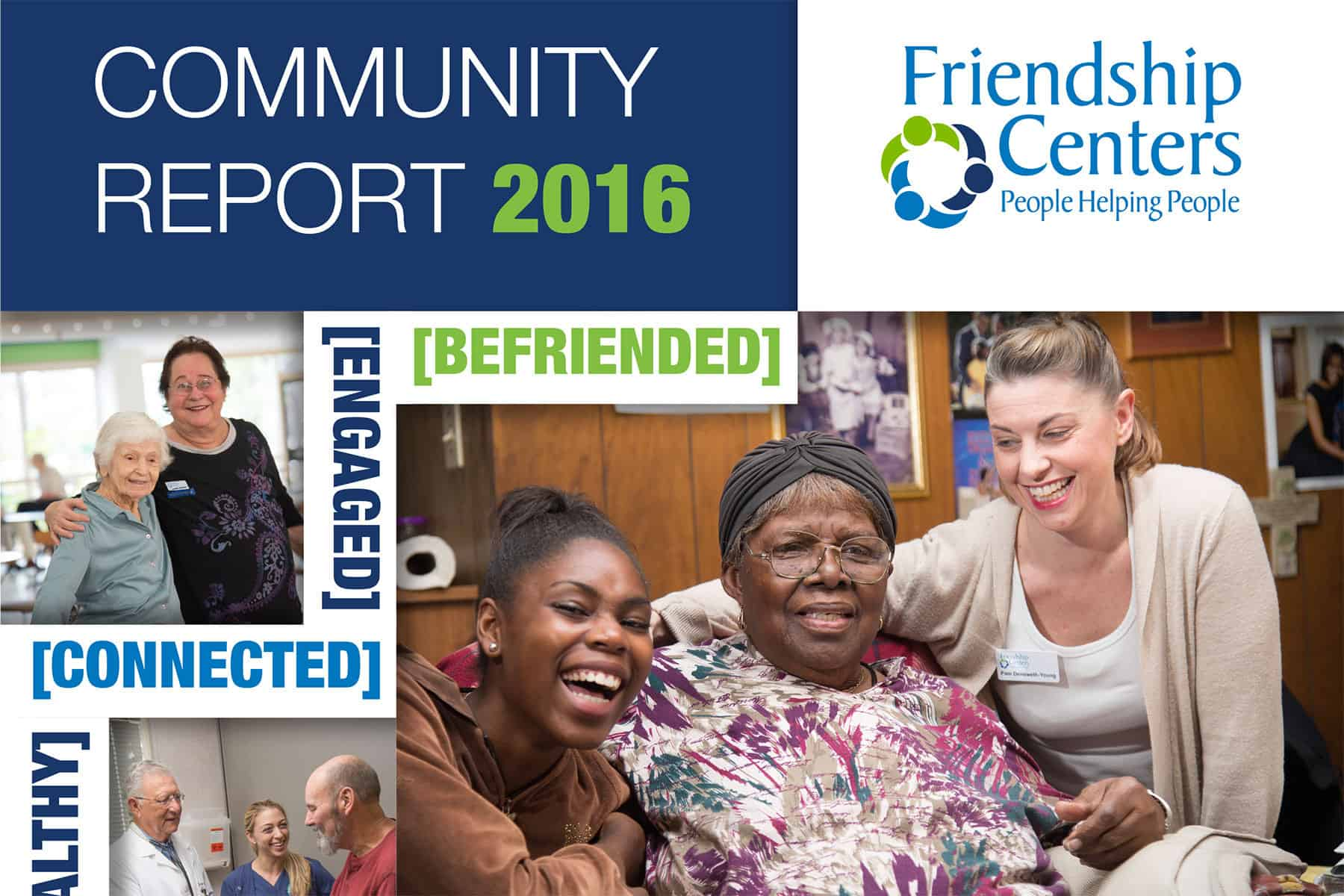 Friendship Centers Financial Reports