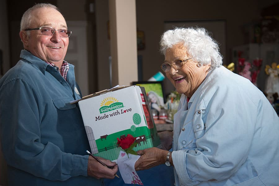 Home Delivered Meals for Seniors