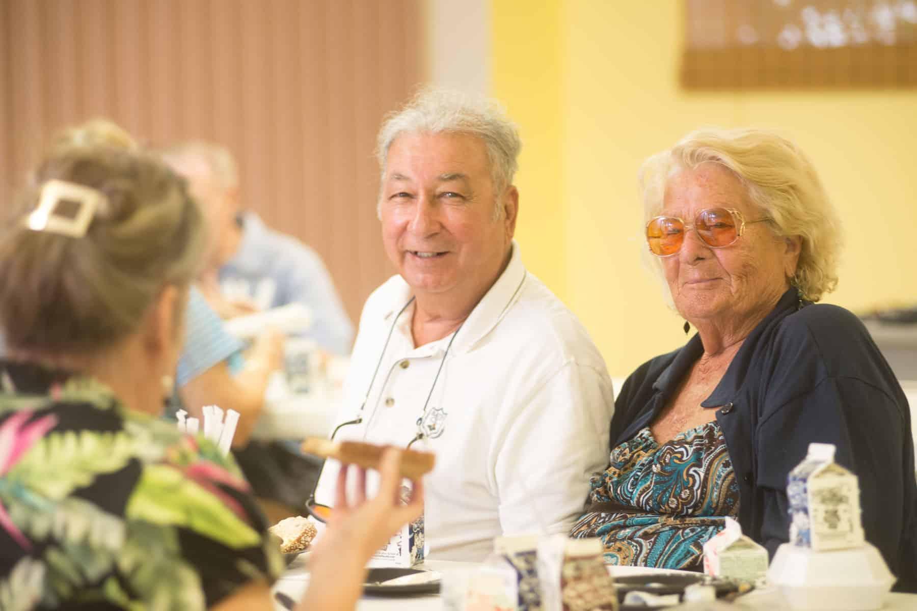 Friendship Dining for Seniors