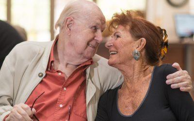 Speed Dating for Seniors