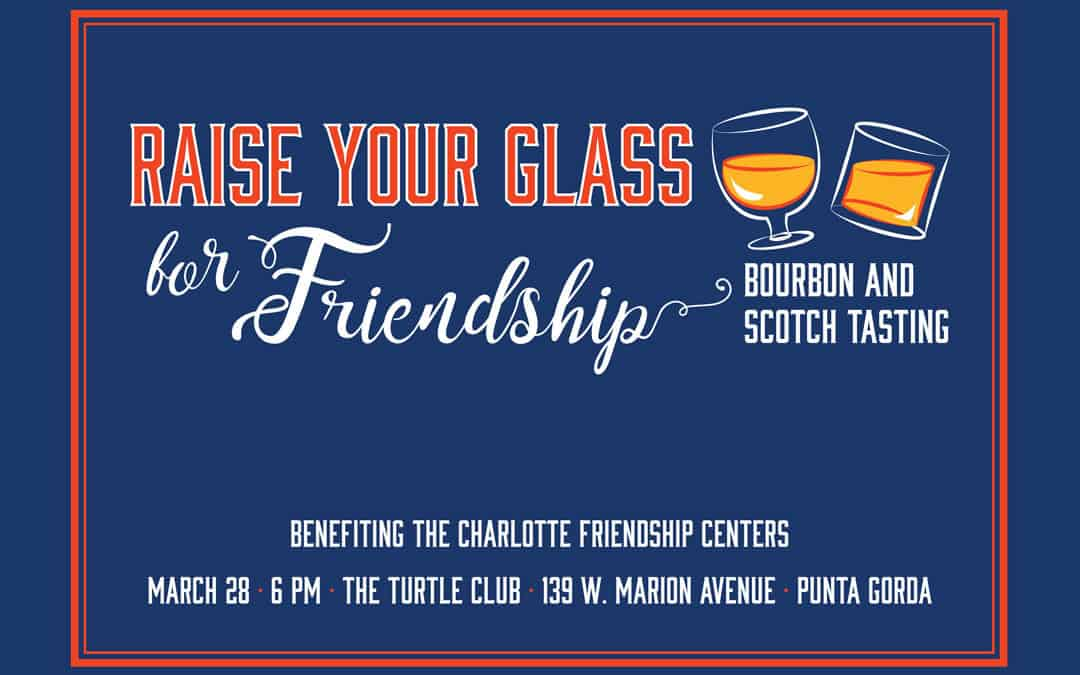 Raise Your Glass for Friendship!