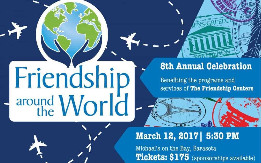 Friendship Around the World Celebration 2017