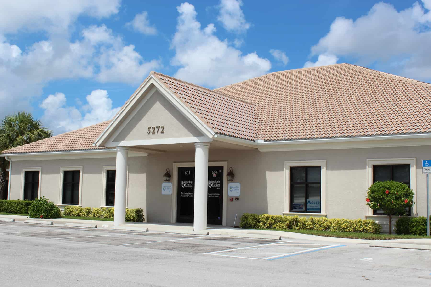 Friendship Centers Lee County