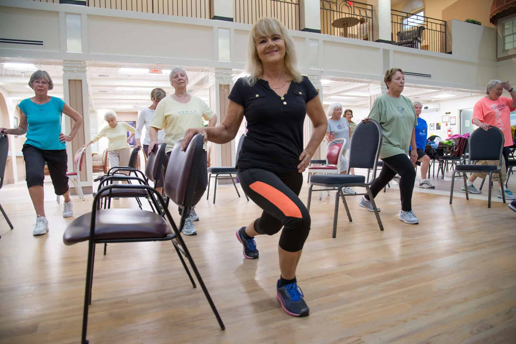 Friendship Centers Exercise Classes