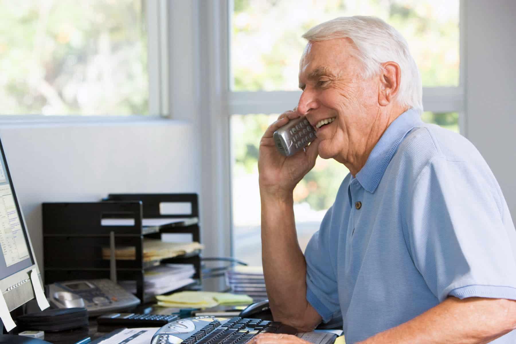 Friendship Centers Elder Helpline