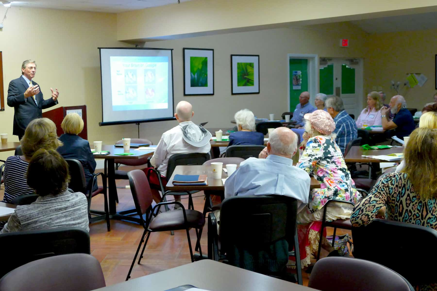 Center for Aging Studies