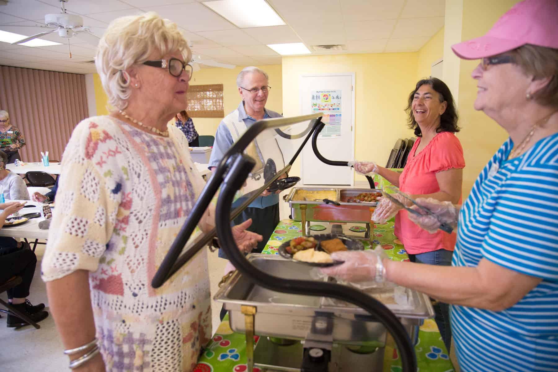 Friendship Centers Volunteer Opportunities