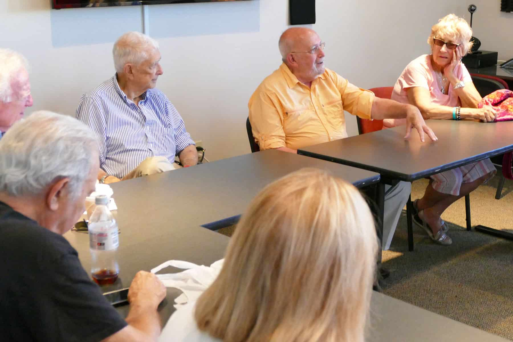 Friendship Centers Creative Conversations