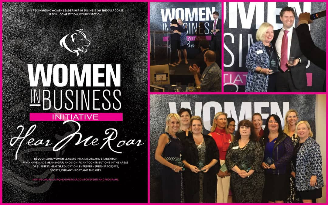 Friendship Centers CEO and President, Erin McLeod, Receives Women in Business Leadership Circle Award