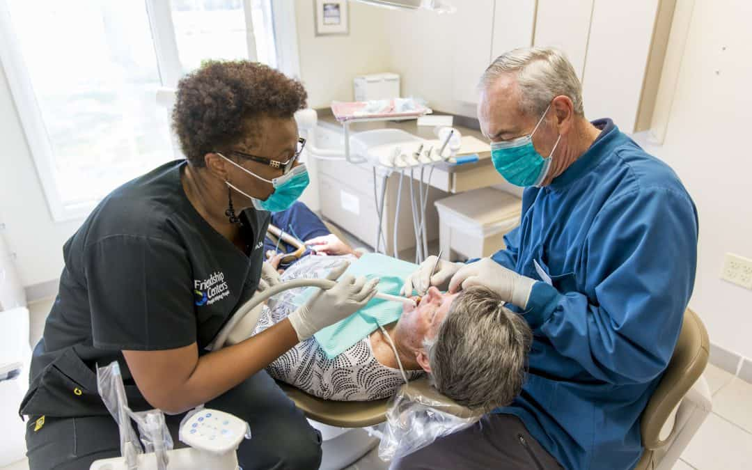 Volunteer Physicians and Dentists are Needed