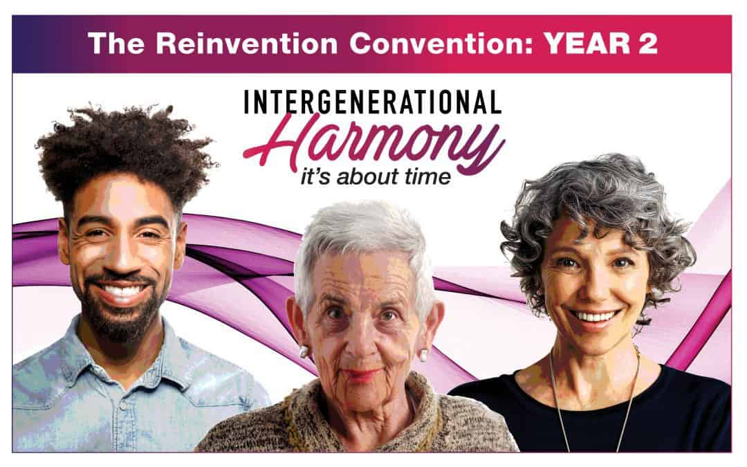 Reinvention Convention Year 2 Is Scheduled for November 9 at Art Ovation Hotel