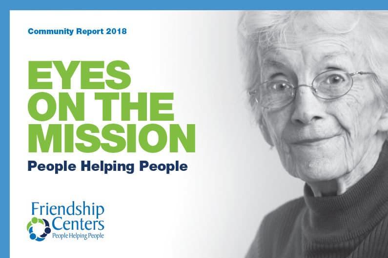 Friendship Centers Community Report