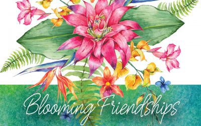 Blooming Friendships January 24, 2019