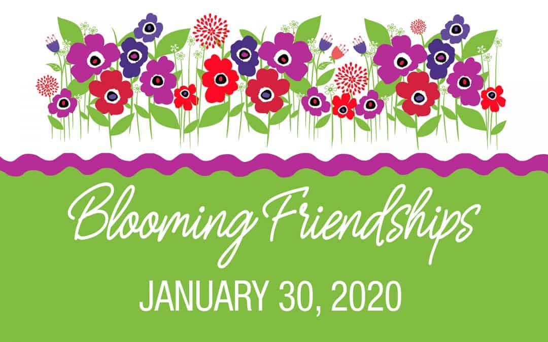 "Senior Friendship Centers ""Blooming Friendships"" Signature Event Benefits Local Seniors in Need"