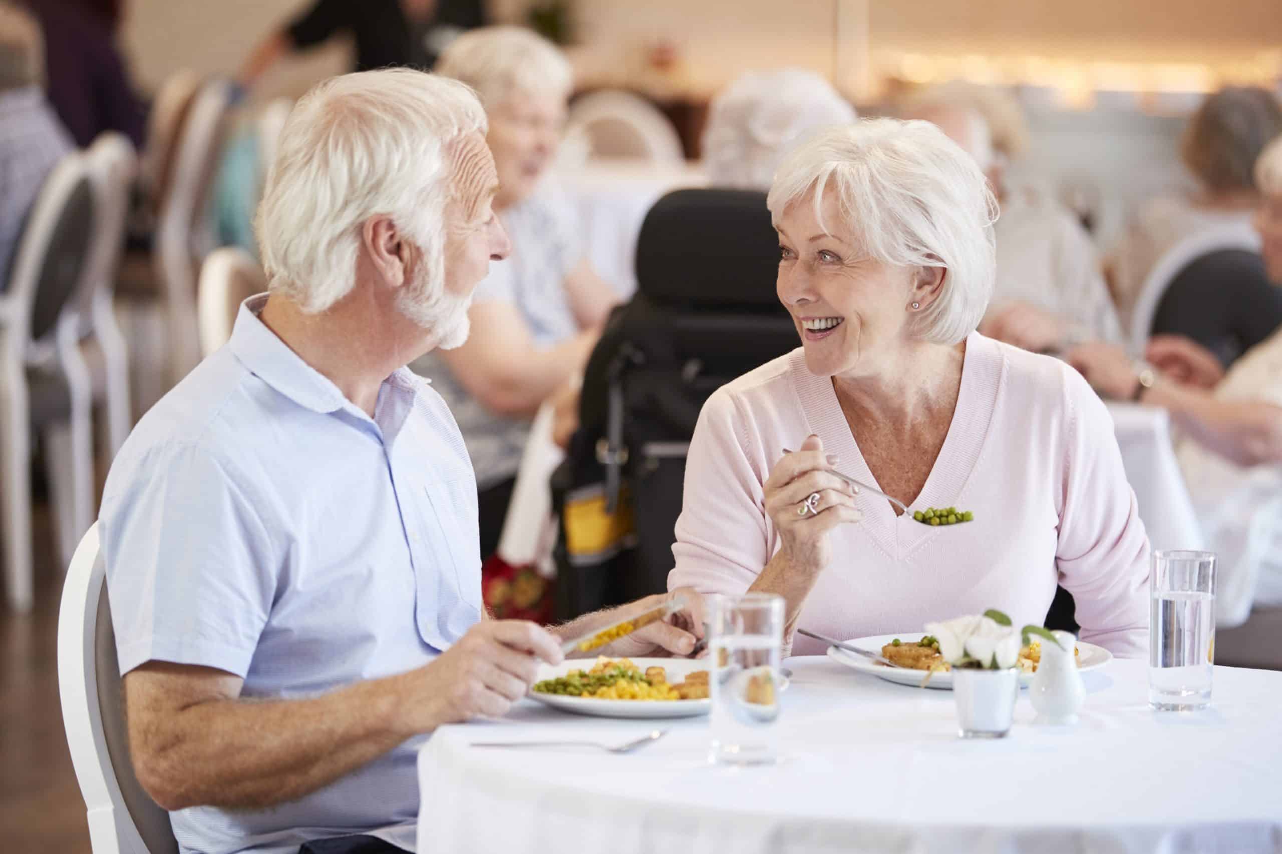 Friendship Dining for Seniors