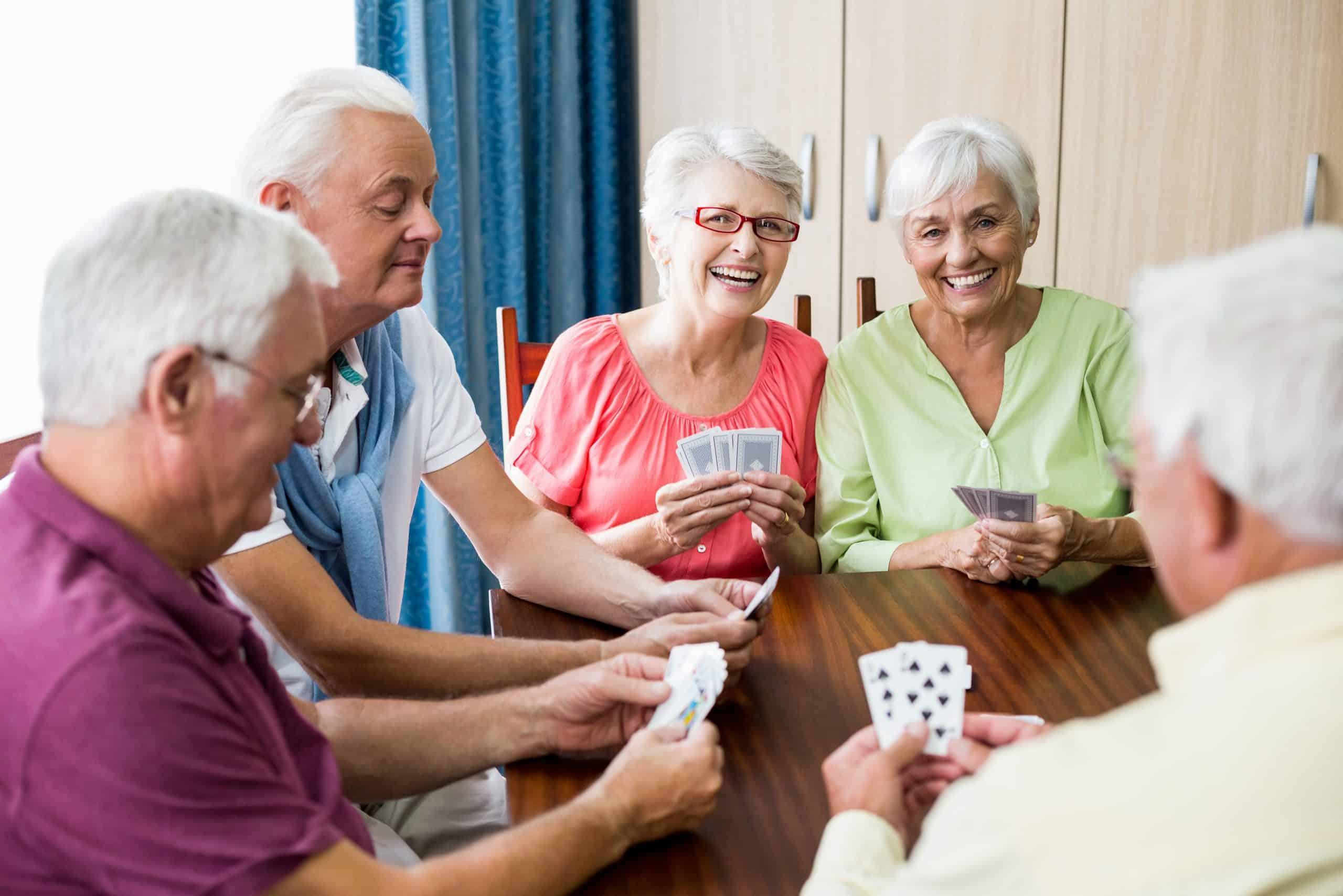 Friendship Centers Games & Cards